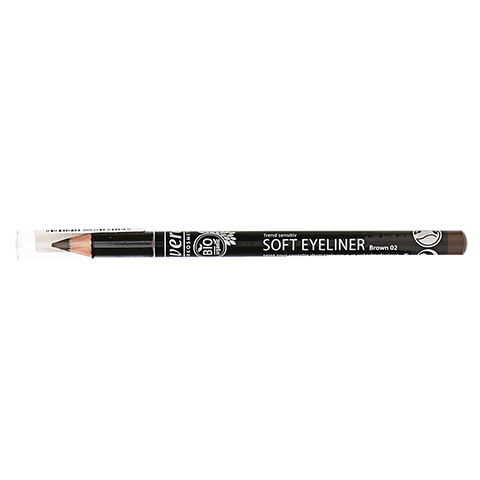 LAVERA Soft Eyliner 02 brown 1.14 Gramm