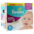 PAMPERS Active Fit Gr.4+ maxi plus 9-20kg Jumbo