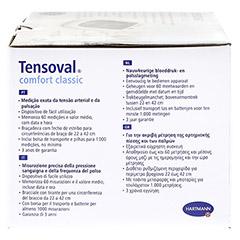 TENSOVAL comfort classic 1 Stück - Rechte Seite