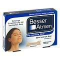 Besser Atmen Nasenstrips beige gro� 10 St�ck