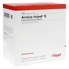 ARNICA INJEEL S Ampullen 100 Stück N3