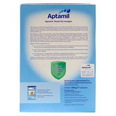 APTAMIL AR Pulver 600 Gramm - Rückseite