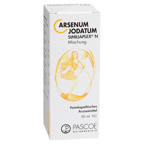 ARSENUM JODATUM Similiaplex N Tropfen 50 Milliliter N1