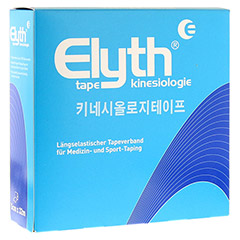KINESIOLOGIE Tape Elyth 5 cmx32 m blau 1 St�ck