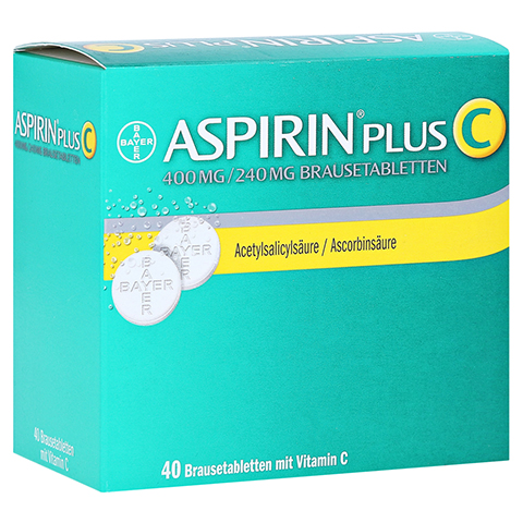 Aspirin plus C 40 St�ck