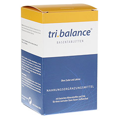 TRIBALANCE Basentabletten 250 Stück