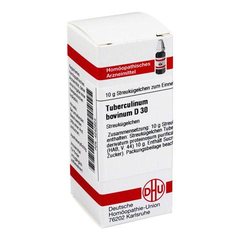 TUBERCULINUM BOVINUM D 30 Globuli 10 Gramm N1