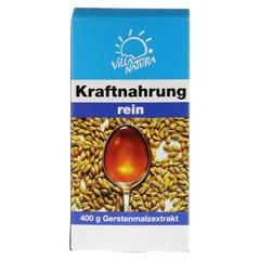 VILLA NATURA Kraftnahr.Biomalt rein Tonikum 400 Gramm - Vorderseite