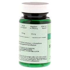 GLUTATHION reduziert 50 mg Kapseln 60 Stück - Linke Seite