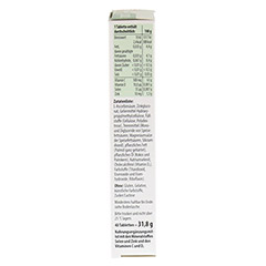 TAXOFIT Zink+C 500+Selen+D3 Tabletten 40 Stück - Linke Seite