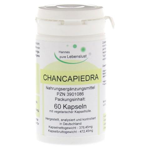 CHANCAPIEDRA Vegi Kapseln 60 Stück