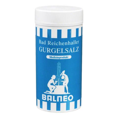 BAD REICHENHALLER Gurgel u.Inhalationssalz 250 Gramm