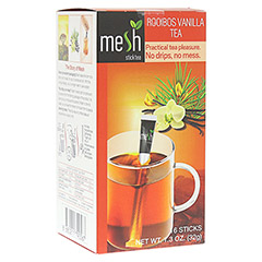 MESH stick Roibusch Tee Vanille 16 St�ck