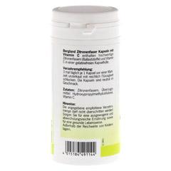 ZITRONENFASER Kapseln mit Vitamin C 60 Stück - Linke Seite