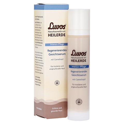 LUVOS Naturkosmetik Gesichtsserum Intensivpflege 50 Milliliter