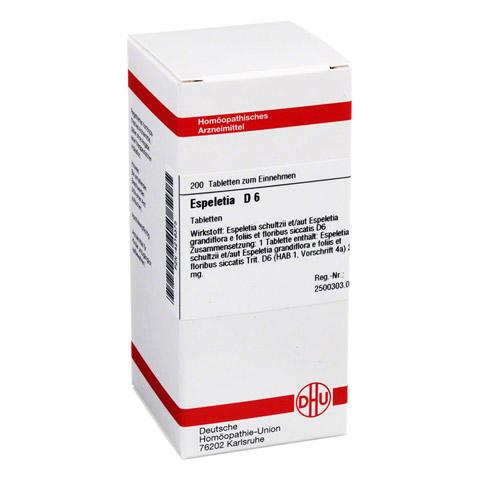 ESPELETIA D 6 Tabletten 200 Stück N2