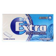 WRIGLEY'S Extra Peppermint Mini Streifen 14 Stück - Vorderseite