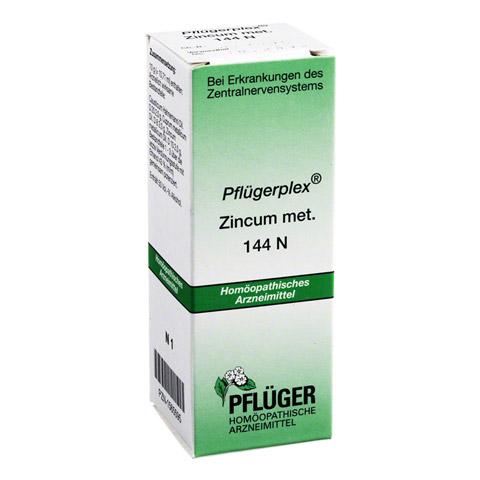 PFLÜGERPLEX Zincum met. 144 N Tropfen 50 Milliliter N1