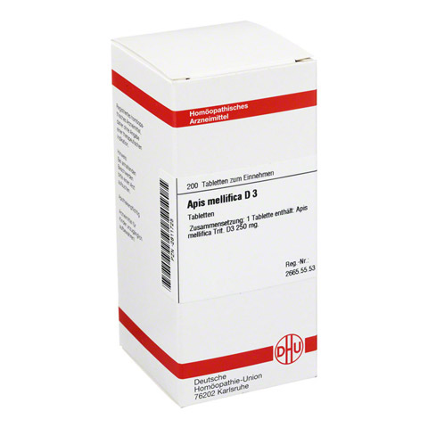 APIS MELLIFICA D 3 Tabletten 200 St�ck N2