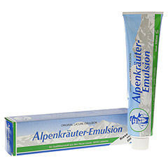 ALPENKRÄUTER Emulsion Lacure 200 Milliliter