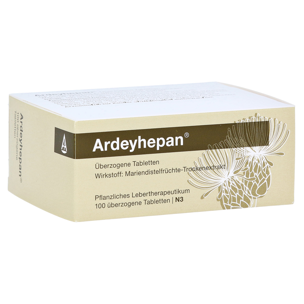 Ardeyhepan Überzogene Tabletten 100 Stück