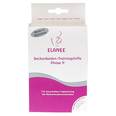 ELANEE Beckenboden-Trainingshilfen Phase 2 aktiv 1 Packung - Vorderseite
