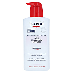 EUCERIN pH5 Intensiv Lotio m.P. 400 Milliliter