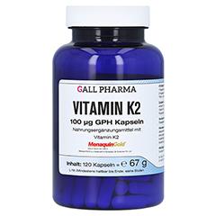 VITAMIN K2 100 �g GPH Kapseln 120 St�ck