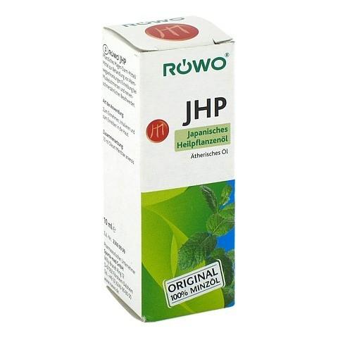 R�WO Japanisches Heilpflanzen-�l 10 Milliliter