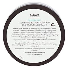 Ahava Softening Butter Salt Scrub 235 Gramm - Oberseite