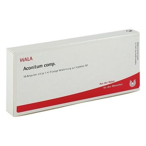 ACONITUM COMP.Ampullen 10x1 Milliliter N1