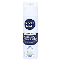 NIVEA MEN Rasierschaum sensitive 200 Milliliter