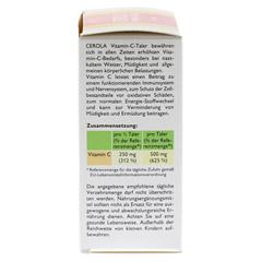 CEROLA Vitamin C Taler Grandel 32 Stück - Linke Seite