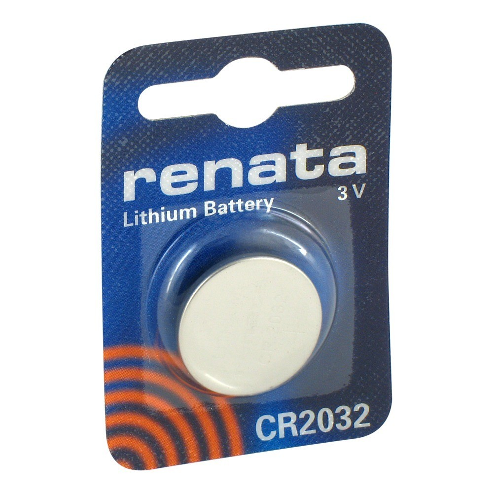 The Swatch Group (Deutschland) GmbH RENATA Lithium Batterien CR 2032 MFR 1 Stück