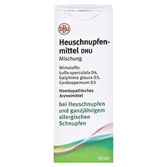 HEUSCHNUPFENMITTEL DHU Liquidum 30 Milliliter N1 - Vorderseite