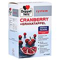 DOPPELHERZ Cranberry+Granatapfel system Kapseln 120 St�ck