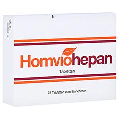 HOMVIOHEPAN Tabletten 75 St�ck N1