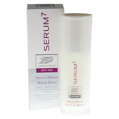 BOOTS LAB SERUM7 Beauty Serum Pumpflakon 30 Milliliter
