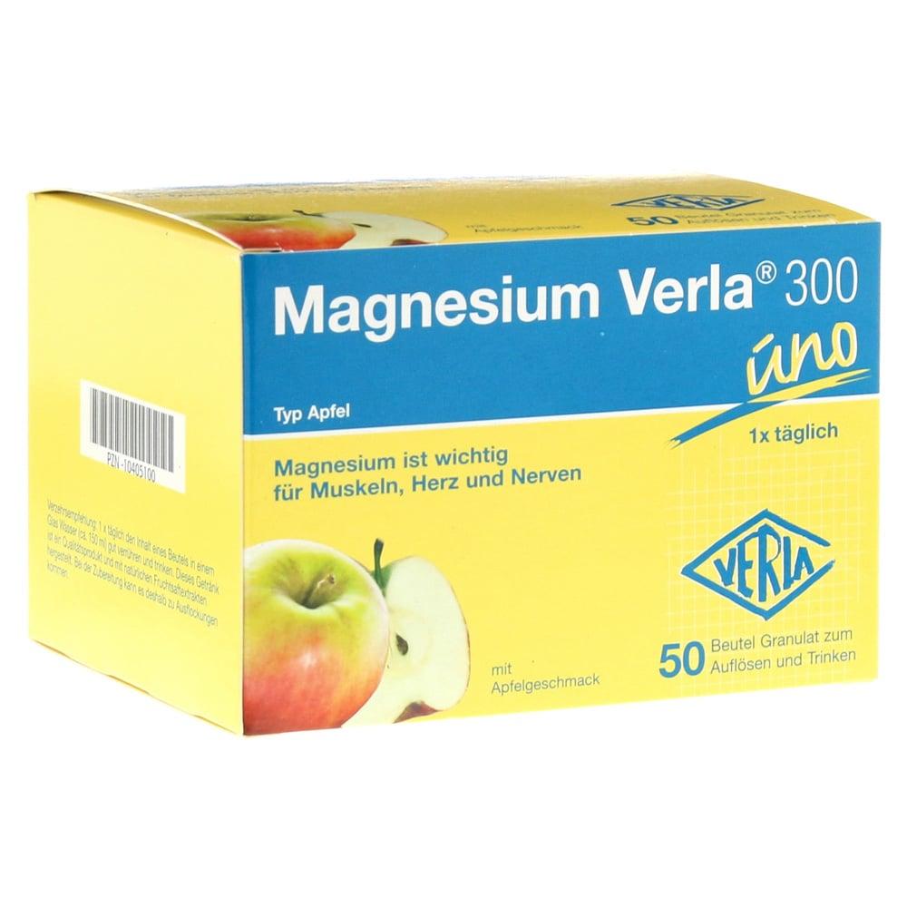 magnesium verla 300 apfel granulat 50 st ck online. Black Bedroom Furniture Sets. Home Design Ideas