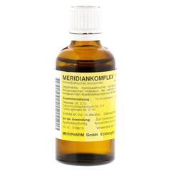 MERIDIANKOMPLEX 10 Tropfen zum Einnehmen 50 Milliliter N1