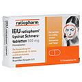 IBU-ratiopharm Lysinat Schmerztabletten 500mg 10 St�ck N1