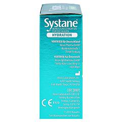SYSTANE Hydration Benetzungstropfen für die Augen 3x10 Milliliter - Linke Seite