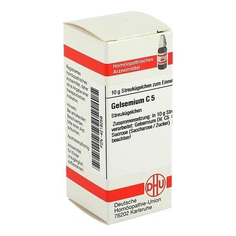 GELSEMIUM C 5 Globuli 10 Gramm N1