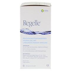 REGELLE feuchtigkeitsspend.Vaginalgel Einw.-Appl. 12x6.5 Gramm - Linke Seite