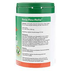 BETA REU RELLA Süßwasseralgen Tabletten 2000 Stück - Linke Seite