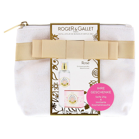 R&G Rose Duftset 1 Packung