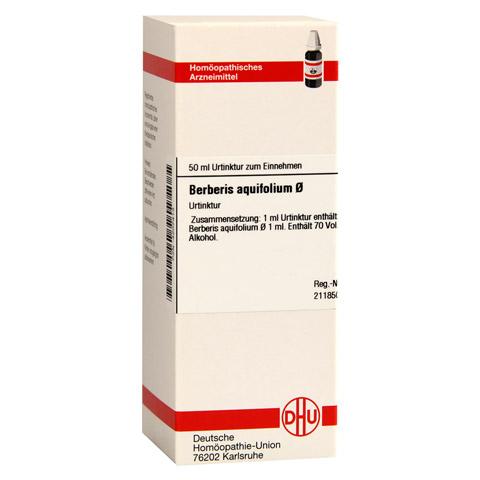 BERBERIS AQUIFOLIUM Urtinktur D 1 50 Milliliter N1