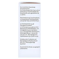 Kamillan 50 Milliliter - Rechte Seite
