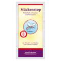 M�CKENSTOP Tuch 7x14 cm 1 St�ck