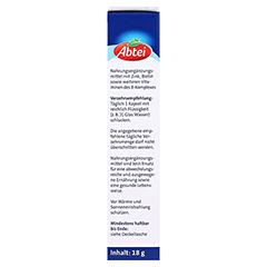 ABTEI Zink Plus (Vitalstoff-Kapseln) 32 Stück - Linke Seite